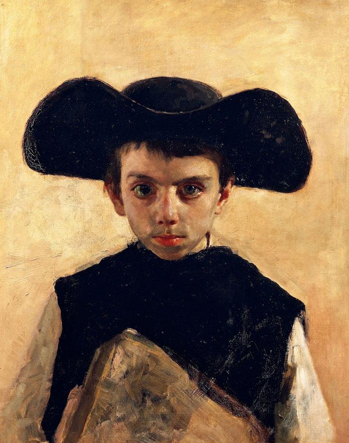 Il Prevetariello- The Little Seminarian