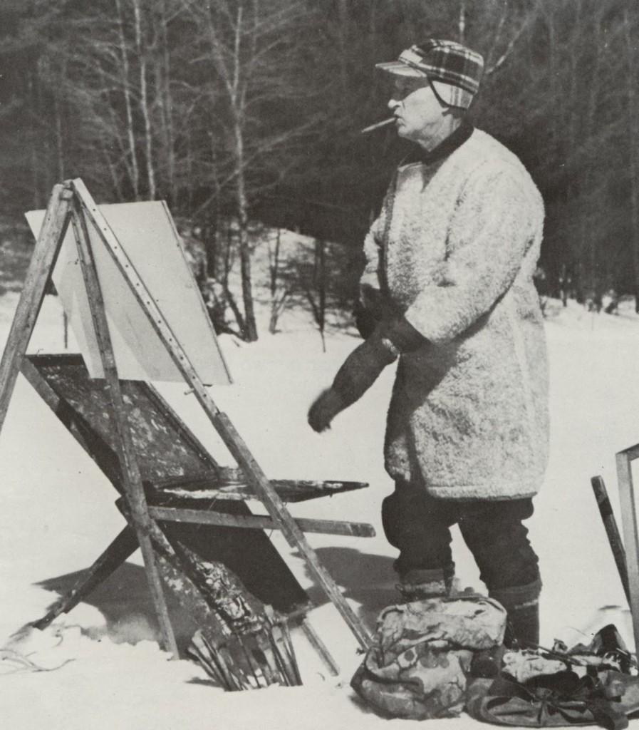 ZS portrait Aldro Hibbard