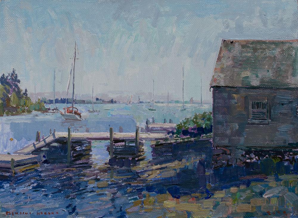 Ripple-Wharf,-Chester-12x16