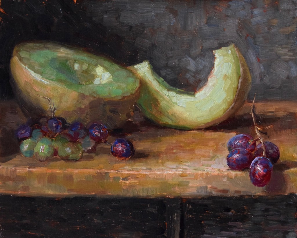 Honeydew_and_Grapes 9.5x11.5%22