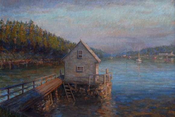 Allen Cove Fishing Shack