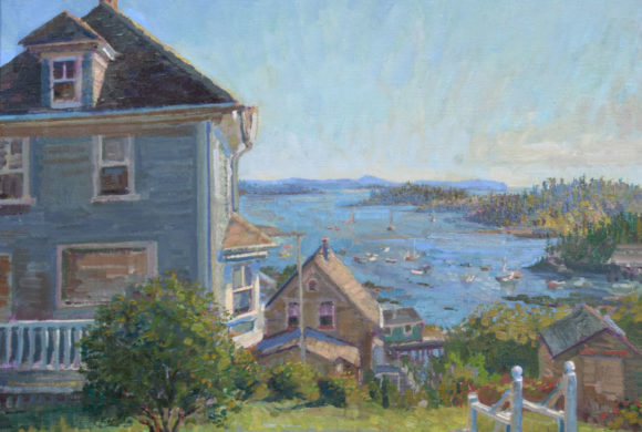 Church St, Stonington 20×24