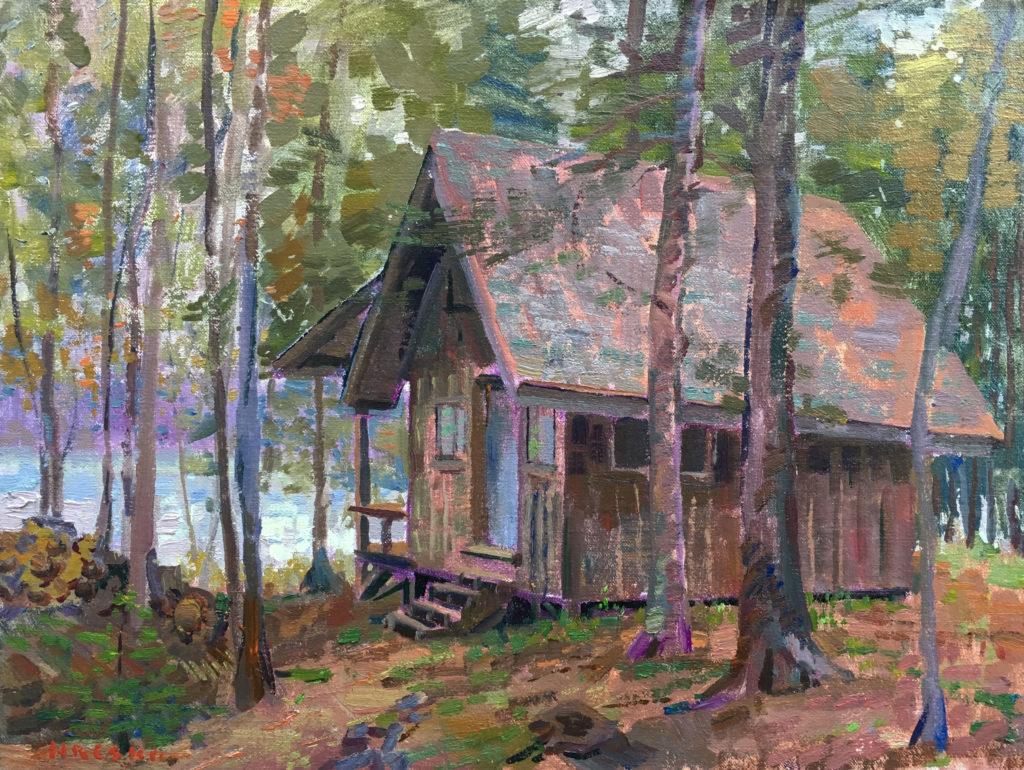 powell-cabin
