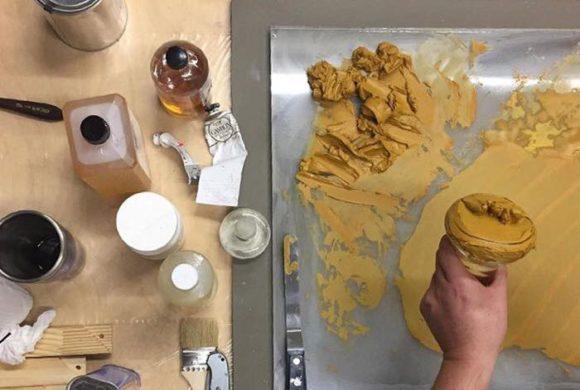Materials Class, Florence Academy of Art US