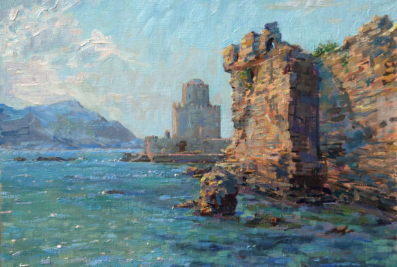 Castle at Methoni