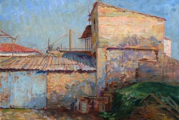 Messinian Patina
