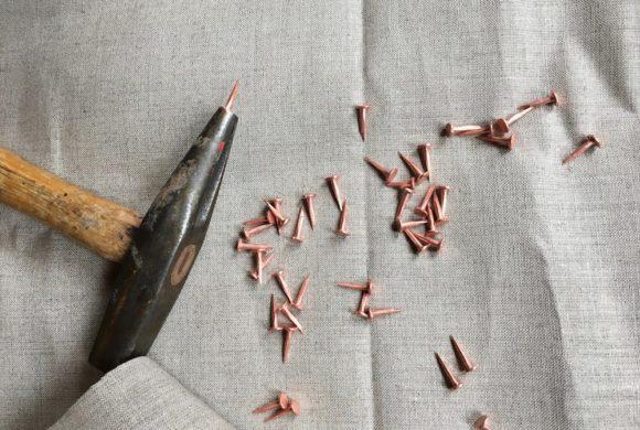 Copper Tacks, Back