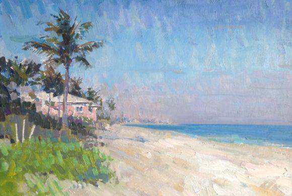 Florida Coast 14×18″