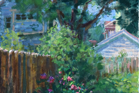 Garden, Roslindale
