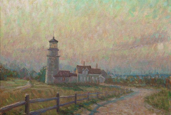 Highland Light 24×30″