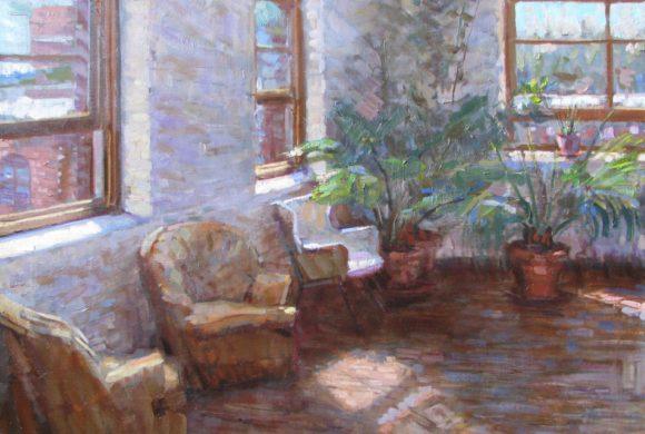 Studio Hallway 2 28×30″