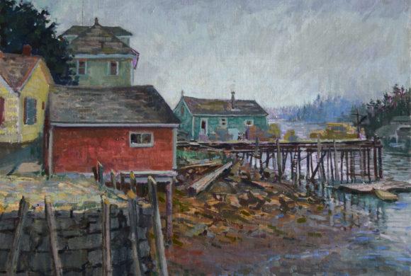 Andy's Wharf